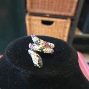 diamonique ring